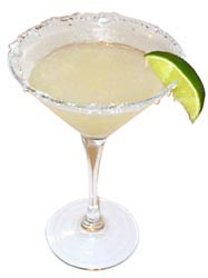 Tequila margarita (cocktail)